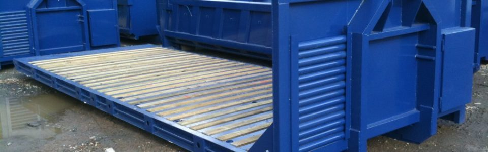 Hooklift containers. Hooklift platforms & Hooklift Containers | Steelcon-Service.com (containers framework ...